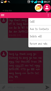 Float SMS 2.22 APK with Mod + Data 3