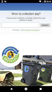Lexington County SC SolidWaste- screenshot thumbnail