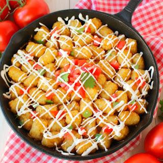 Cheesy Taco Tater Tot Casserole Recipe