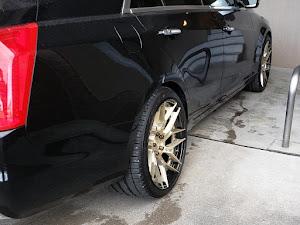 キャデラック  CTSのカスタム事例画像 2016 Cadillac CTS  Toさんの2018年10月29日22:41の投稿