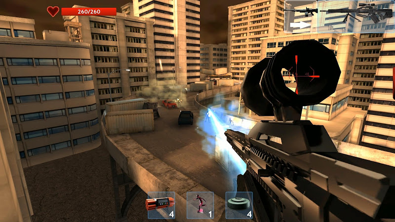 Zombie Objective Screenshot 6