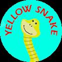 Жёлтая змейка icon