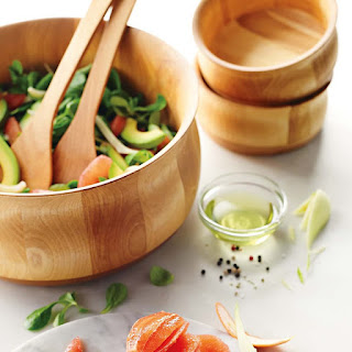 Grapefruit, Avocado and Fennel Salad