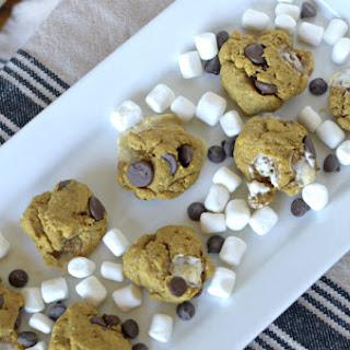 Pumpkin Spice S'mores Cookies {Gluten-Free + Vegan!).