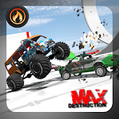 Car Crash Maximum Destruction
