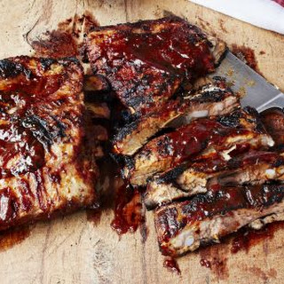 Foolproof Ribs with Barbecue Sauce.