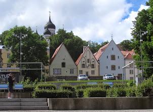 Photo: Tallinn old Merchant buildings