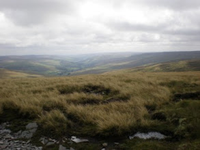 Photo: PW - From Great Shunner Fell to Tan Hill