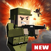 Block Gun: FPS PvP War - Online Gun Shooting Games icon