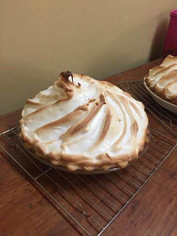 Kats Coconut Cream Pie