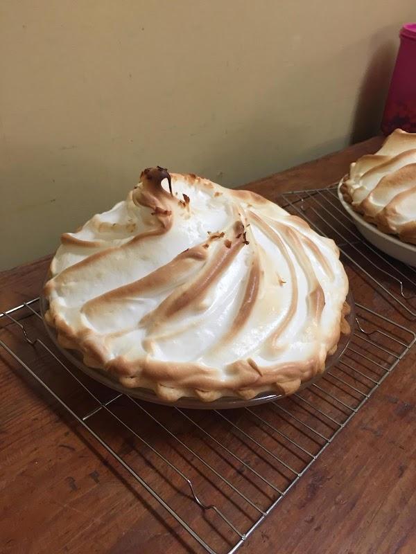 Kats Coconut Cream Pie Recipe