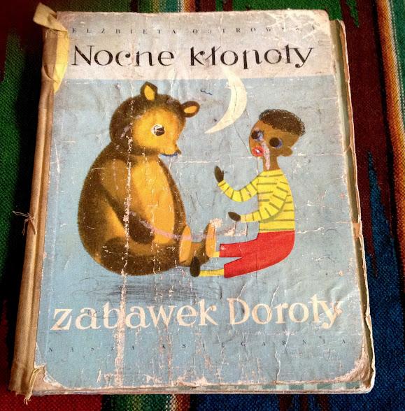 Nocne kłopoty zabawek Doroty