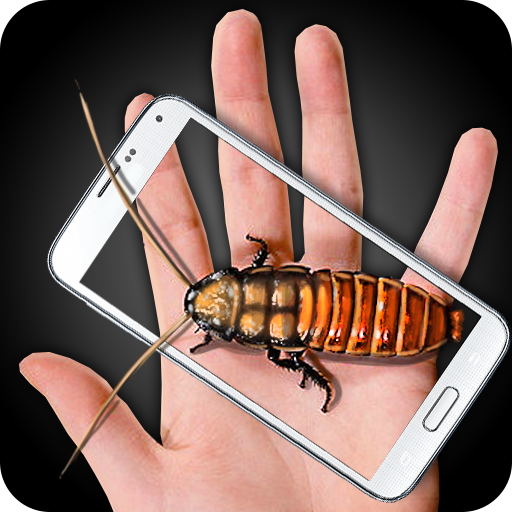 Cockroach 2 Hand Funny Joke Android APK Download Free By IApps And IGames
