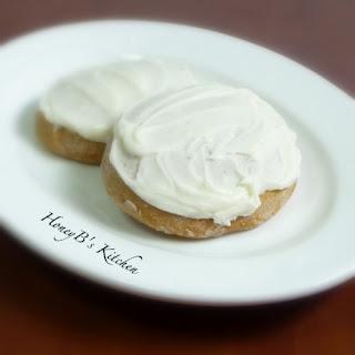 Nanny's Ginger Molasses Cookies