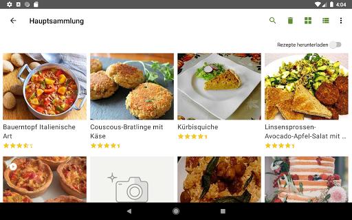 Chefkoch - Rezepte & Kochen  screenshots 19