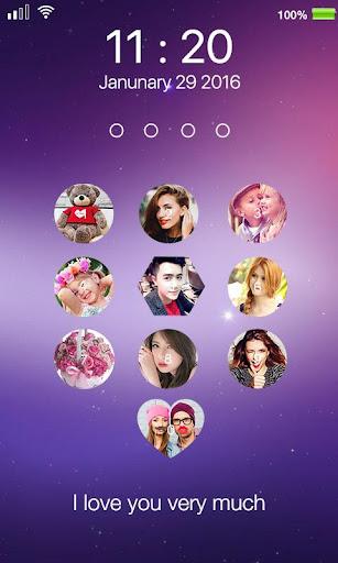 photo lock screen 1.48 screenshots 1