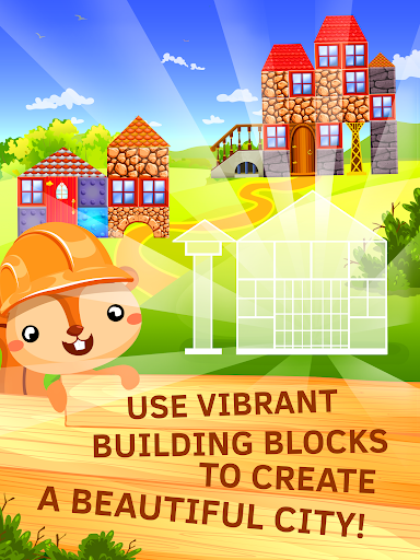 Building Construction Puzzle. Put bricks by plan. android2mod screenshots 6
