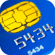 Read bank cards - NFC reader