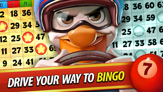 Bingo Drive – Free Bingo Games MOD (Unlimited Money) 4
