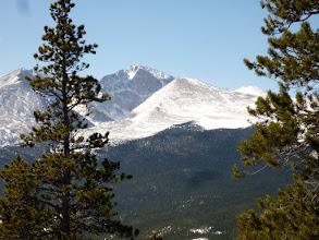 Photo: Longs Peak view from Twin Sisters Hike in Colorado