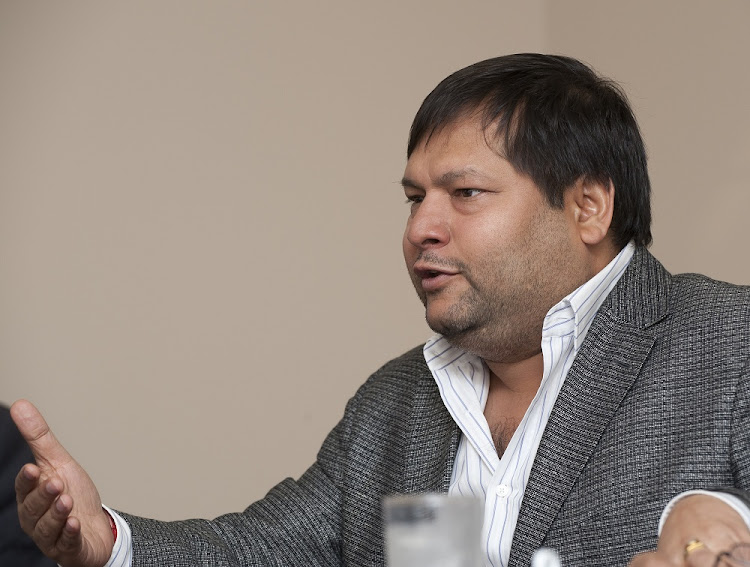 Ajay Gupta wants Deputy Chief Justice Raymond Zondo to grant him and his lawyers leave to cross-question former finance minister Mcebisi Jonas who implicated him in wrongdoing when he testified before the state capture commission of inquiry sitting in Parktown, Johannesburg.