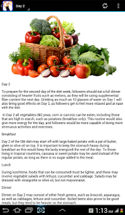 GM Diet Plan 7Days Weight Loss - náhled