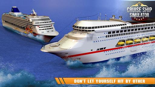 Sea Captain Ship Driving Simulator : Ship Games apktram screenshots 7