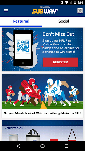 2017 NFL London Games - Fan Mobile Pass Apk Download Free for PC, smart TV
