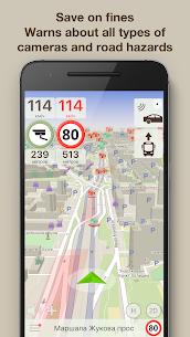 Speed Cameras & HUD, Radar Detector – ContraCam v1.0.68-Google [Premium] APK 1