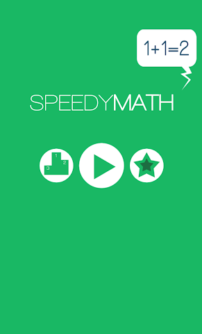 android Speedy Math Screenshot 0