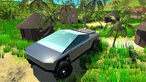 4x4 Off-Road Truck Simulator: Tropical Cargo 3.9 screenshots 7