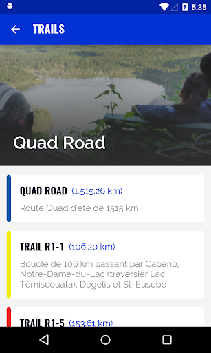 iQuad screenshot