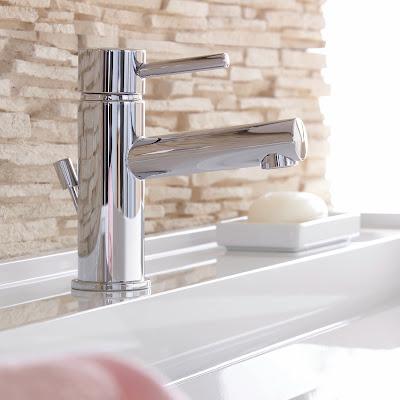 Shower_Handwaschbecken Einhebelmischer