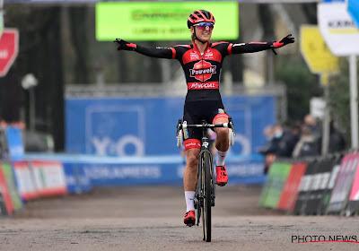 Denise Betsema is de beste in Sluitingsprijs Oostmalle, Sanne Cant knap tweede