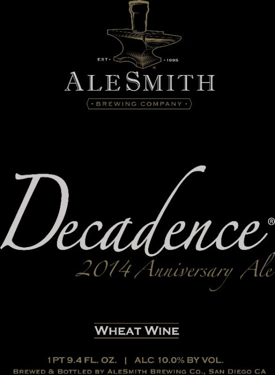 Logo of AleSmith Decadence
