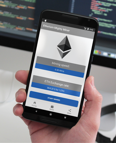 Ethereum Mighty Miner - Free ETH