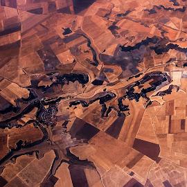 Burned lands. by Estislav Ploshtakov - Abstract Patterns (  )