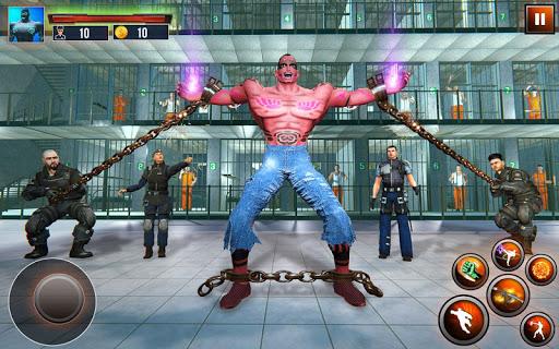 Incredible Monster: Superhero Prison Escape Games filehippodl screenshot 6