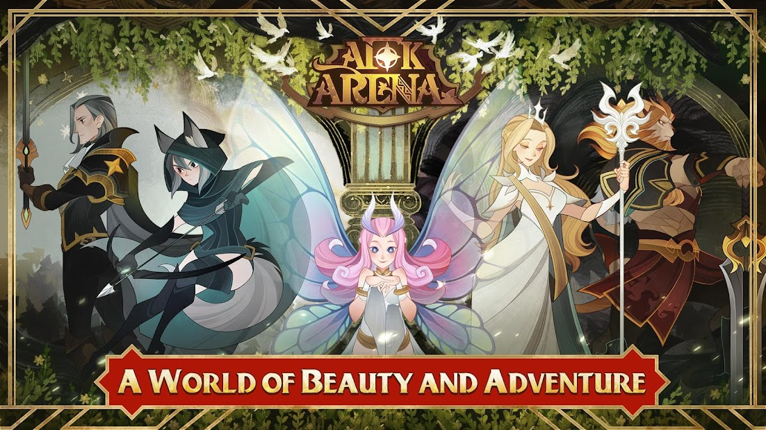 AFK Arena Android App Screenshot