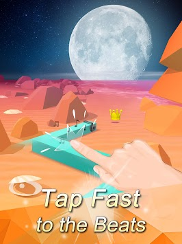 Dancing Line By Cheetah Games APK screenshot thumbnail 6