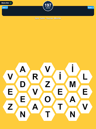 u0130sim u015eehir Hayvan Online - Kelime Oyunu 1.0.23 screenshots 10