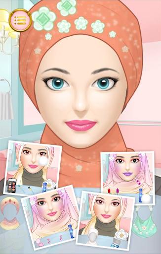 Hijab Wedding Make Up