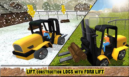 Log Transporter Truck Driver 1.0 screenshot 69877