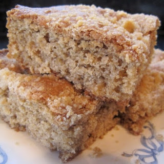 Dairy, Egg and Nut Free Simple Coffee Cake