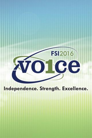 FSI OneVoice 2016