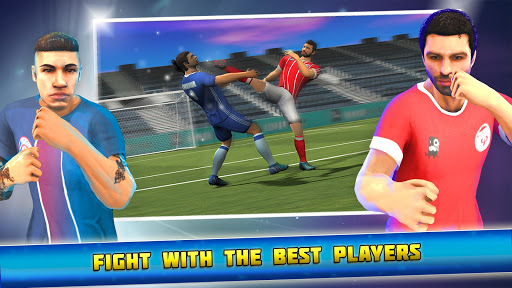 Soccer Heroes Street fights 2018 1.2 screenshots 2