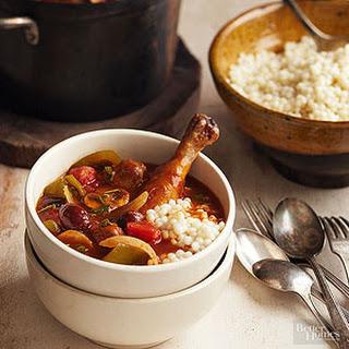 Chicken and Duck Hunter Stew