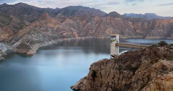 3,7%: esa es el agua de la que dispone Almería del total de Andalucía