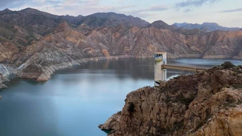 El Almanzora es la cuenca más seca de Andalucía.