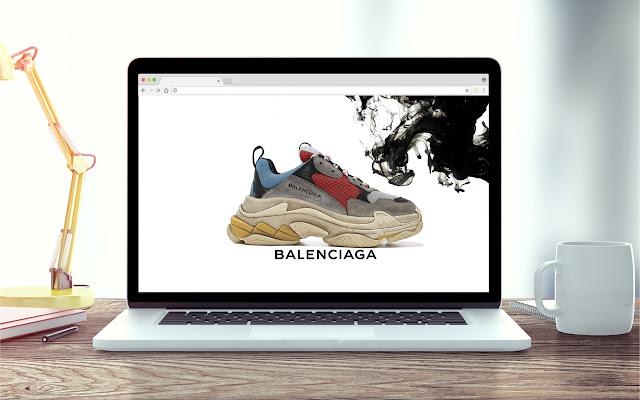 Balenciago HD Wallpapers New Tab Theme